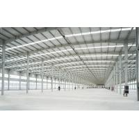 Best Corrosion Resistant Light Weight Metal Structural Steel Buildings With Huge Space wholesale