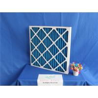 China Foldaway Plank Metal Mesh Pre Filter Paint Spray Booth Air Filtration Media on sale