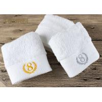 Best 100% Cotton Strong Absorben 5-Star Hotel Hand Towels 15.7 x 31.5 inches wholesale
