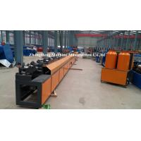 Best Sandwich Panel Shutter Door Roll Forming Machine With 36 Roller Stations wholesale