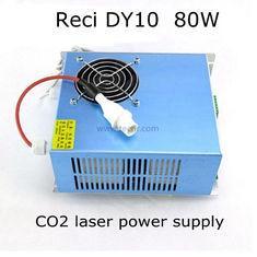 Best Reci CO2 laser power supply DY10 80W S2 laser engraving machine wholesale