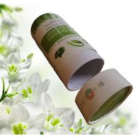Best Kraft Ppaer Small Mailing Tubes , Eco Friendly Cardboard Packaging Tubes wholesale