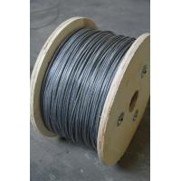 China Galvanized ASTM Wire Rope 1.5mm , 6x7 Stainless Steel Wire Rope on sale