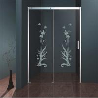 China sliding bathroom door on sale