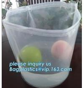 Best Plastic Heavy Duty Plastic Bags Square Bottom Inner Drum Rubbish Bin Liner wholesale