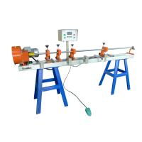 China Electric wooden venetian blind slat punching machine for wood and PVC faux wood blind slats on sale