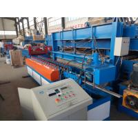 Buy cheap PLC control 16 Roller Shutter Door / door frame roll forming machine product