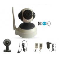 Best Night Vision Wifi HD IP Camera / GSM Alarm System Indoor Security APP Control wholesale