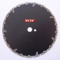 "China Sintered Diamond Saw Blade 12"" / Super sharp diamond saw blades wet or dry cutting on sale"