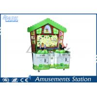 China Electronic Lottery Redemption Shooting Arcade Machines Coin Operated For Kids on sale