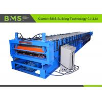 Best Roof And Corrugated Panel Double Layer Roll Forming Machine For 1219mm Width wholesale