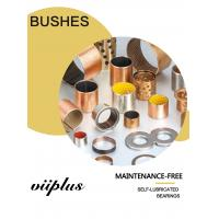 Best Oil Lubrication CuSn8 Bronze bushings for Offshore, 09G Bronze Graphite Bushings wholesale