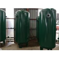 Best Carbon Steel Extra Vertical Air Receiver Tank For Compressor Systems wholesale