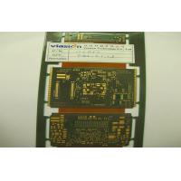 China Professional Computer Multilayer Rigid Flex PCB Printed Circuit Board , ENIG 12 Layer PCB on sale