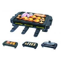 Best 4 in 1 Non-stick Party Electric BBQ Grill XJ-9K114 wholesale