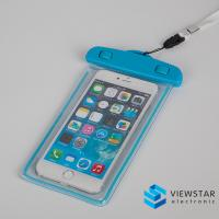 Best ABS 175-100 Noctilucent Waterproof 6 Inch Cell Phone Pouch for iPhone / Samsung wholesale