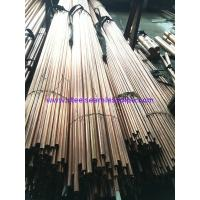 Best Copper Brass Seamless / Welded Inconel Tubing ASTM 135 ASTM B43 For Refrigerator wholesale