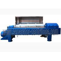 Best Full Automatic Decanter Centrifuges Drilling , Oilfield Decanter Centrifuge Solid Drum wholesale