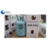 Best CFC12 Replacement R134a Refrigerant Gas 1SGS ROSH For Cooling System wholesale