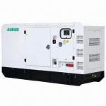 Best Power Generator Set, 40kW/50kVA Diesel Generator Set Powered By PERKINS UK Engine wholesale