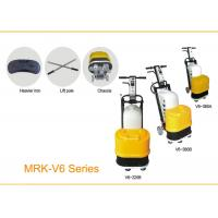 China 5.5HP 3 Phase 4KW Marble Floor Grinder / Polisher For Terrazzo / Concrete Polishing on sale