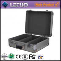 China Aluminum hot new products for 2015 aluminium case for cd dvd equipment case To Fit 80 CD's on sale
