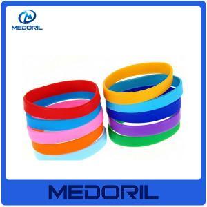 China Custom eco-friendly silicone balance bracelet for wholesale on sale