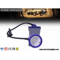 Buy cheap Customized Safety Coal Mining Light with Rechargeable 6.6Ah Lithium Ion Battery from wholesalers