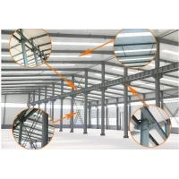 Best Professional Prefabricated Warehouse Steel with Metallic Roof Construction wholesale