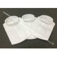 Best Oil Filtration Micron Filter Bags , Durable Liquid Filter Bag With Plastic Ring wholesale