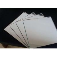 China Environment Protection Silver Mirror Glass SheetsWith 4mm - 10mm Thickness on sale