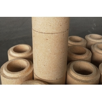 China High Alumina Sleeve Fire Brick for Steel Industry on sale