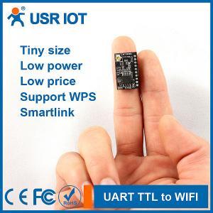 Best [USR-WIFI232-T] Low power Tiny size UART serial to wireless wifi module for network data wholesale