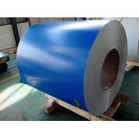 PE PVDF Paint Aluminium Colour Coated Coils , Color Coated Coil Thickness 0.20-3.00mm