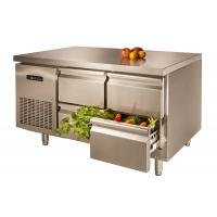 China 225L Commercial Stainless Steel Freezer With Four Drawer , -16℃~-20℃ wholesale