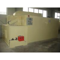 Best Gas-Fired Powder Coating Oven , Box Type Furnace Oven Chamber Of Galvanized Steel wholesale