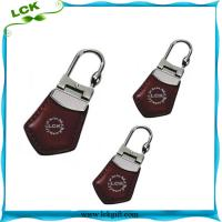 China Promotion Customized Logo Genuine Leather/PU Leather Car Keychain/Key chain With Gift-LK-A001 on sale