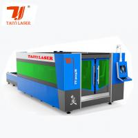 Best Fast Movement SS Cnc Laser Cutter Machine 600℃ Heat Treatment Water Cooling wholesale