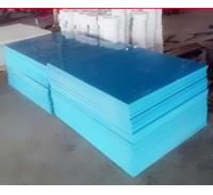 Best blue High purity PVC board wholesale