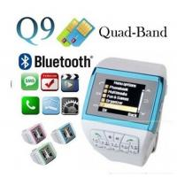 """Best Q9 Watch Mobile Phone,Wrist Mobile Phone,Dual SIM Watch Phone with 1.33""""Touch LCD,2.0MP Pi wholesale"""