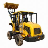 Best Wheel Loader ,1,000kg Payload, 0.5³ Bucket, Equipped with Changchai 4L68 Engine, 37kW wholesale