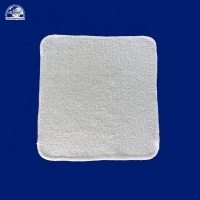Best Cotton disposable airline hot and cold aircraft face towel wholesale