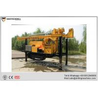 Best Full Hydraulic Crawler Drill Rig Cummins Engine For Mineral Surface Coring wholesale