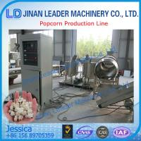 Buy cheap New Popcorn production line from wholesalers
