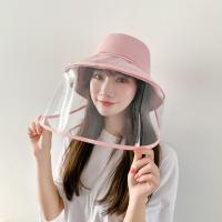 Buy cheap 2020 New Faceshield FIsherman Cap Outdoor Anti Droplets Protective Hat from wholesalers