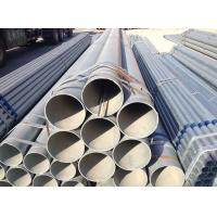 China SGS Hot Dip Galvanized Electrical Rigid Steel Conduit Pipe Low Carbon on sale