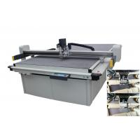 Best Safety Carpet Making Machine Low - Layer Cutting System Saves Time And Money wholesale