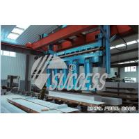 Best 15KW 8T Block Pallet Packing Machine Hydraulic Clamping Apparatus Scale wholesale