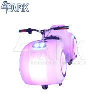 China Luxury Luminous Prince Motorcycle  coin amusement kid game machine on sale