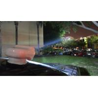 7 inch 50w CREE led search light with 360 degrees rotating wireless remote